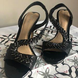 Gianni Bini Rhinestone heels size 7